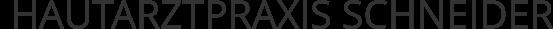 Hautarztpraxis | Anja & Albrecht Schneider Logo